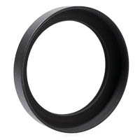 Aluminum Lens Hood 46mm e.g.for Panasonic 20mm f/1.7