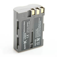 Quenox Storage Battery Pack for Nikon D700 D300 ENEL3e etc