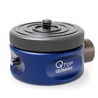 Qtop Quick Release System incl Camera Plate