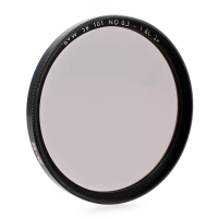 B+W Neutral Density Filter 50% f-stop +1 72mm coated