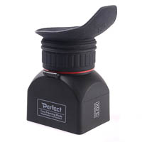 GGS LCD Viewfinder Display Loupe for Video DSLR 3x 3.0