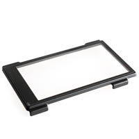 GGS LCD Protector III for Sony NEX 3/5 black