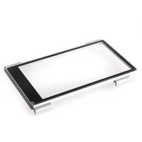 GGS LCD Protector III for Sony NEX 35 silver