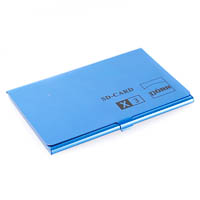 D�rr Slim Box Memory Card Case for 3 SDSDHC Cards