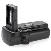 Ownuser Mini Battery Grip for Nikon D5100 D3100