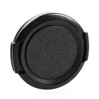 Center Pinch Snap-On Front Lens Cap 39mm