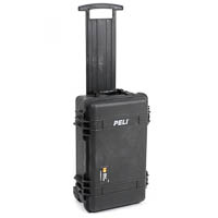 Peli Case 1514 DSLR Camera Protection Hard Case Trolley
