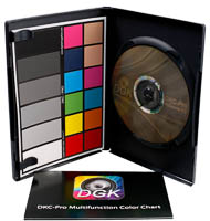 DGK DKCPro  Color reference card Gray card