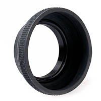 BW 900 Rubber Lens Hood with Screw Mount 39mm