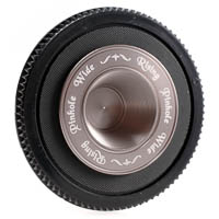 Rising Wide Angle Pinhole Lens for Minolta SR/MD