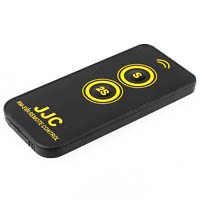 JJC Wireless IR Remote Control for Canon RC1 RC5 RC6
