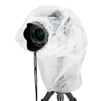 JJC Rain Cover for DSLR Cameras 2pcs.