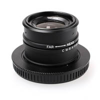SLR Magic Toy Lens 11mm f/1.4 Fun Lens for Micro Four Thirds