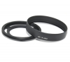 JJC Lens Hood for Fujifilm Finepix X10 X20 LHX10 black