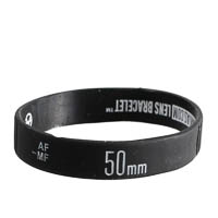 Lens Bracelet (TM) 50 mm MF Canon 17,78cm (7