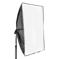 Softbox Quenox 50 x 70 cm Easy-Fold E27 150W