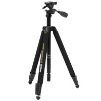 Nanomax 260M Cullmann Tripod With Integrated Monopod
