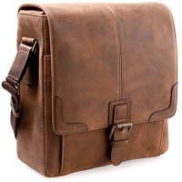 Vintage Bag Camera Bag leatherbag by Matin mat-150