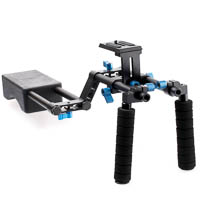 Quenox DR4 DSLR Rig Video Shoulder Brace  15mm System