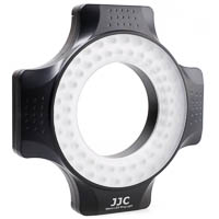 JJC LED60 Steady Ring Light for Macro Photography