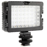 JJC LED-48C Compact Video Light for EVIL Cameras 96lm