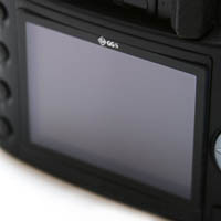 GGS Glass Display Protective Cover for Nikon D4