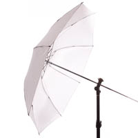 Quenox Collapsible Light Umbrella 100cm - for Studio Flash & Flashgun