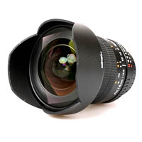 Walimex pro 14mm f28 IF Wide Angle Lens for Nikon F