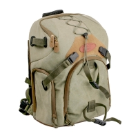 Kalahari Camera Backpack Kapako K71 Canvas Khaki also Sling Bag