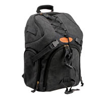Kalahari Camera Backpack Kapako K71 Canvas Black also Sling Bag