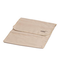 Kalahari Microfiber Protection Bag 3-in-1 Magic Pocket 26 x 24 cm Sand