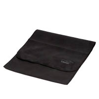Kalahari Microfiber Protection Bag 3-in-1 Magic Pocket 26 x 24 cm Black