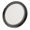 Quenox Vario/ND Fader Adjustable ND Filter 58mm
