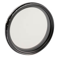 Quenox Vario/ND Fader Adjustable ND Filter 72mm