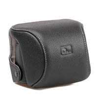 ONE PU Leather Camera Case for Canon Powershot G1 X SCDC75