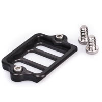 Acratech Adapter f�r SpiderPro Plate an Arca-Swiss