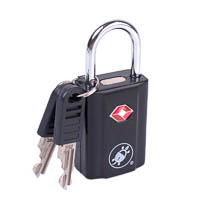 Pacsafe TSA  HSRC Accepted Safety Key Lock With PopUp Display