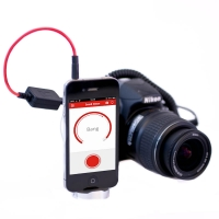 Triggertrap SmartphoneKabelauslöser für Nikon MCDC2 Mobile Dongle V2 mit Kabel für iPhone iPad iPod Touch  Android