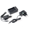 Compact Battery Charger Quenox for Nikon ENEL15