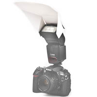 JJC Universal Bounce Reflector for Flashgun