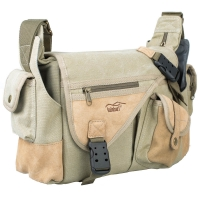 Kalahari Camera Bag Kapako K-31 Canvas Khaki