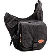Kalahari Camera Bag KIKAO K-51 Canvas black
