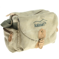 Kalahari slingbag Bag MOLOPO K41 Canvas Khaki
