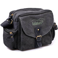 Kalahari slingbag Bag MOLOPO K41 Canvas black
