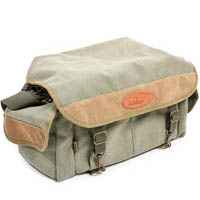 Kalahari Camera Bag Mata Mata K-12 Canvas Khaki(Large)