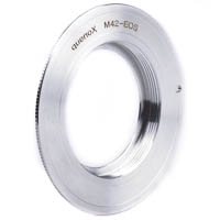 Quenox Lens Adapter AFconfirm M42  Canon EOS