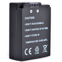 Quemnox Storage Battery Pack for Nikon 1 V2 ENEL21