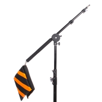 Quenox Magic Boom Swivel Arm for Light Stands