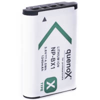Quenox Storage Battery Pack for Sony CyberShot HX300 RX100 RX1 NPBX1
