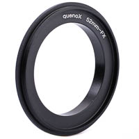 Quenox Macro Reverse Ring for Fujifilm XMount 52mm